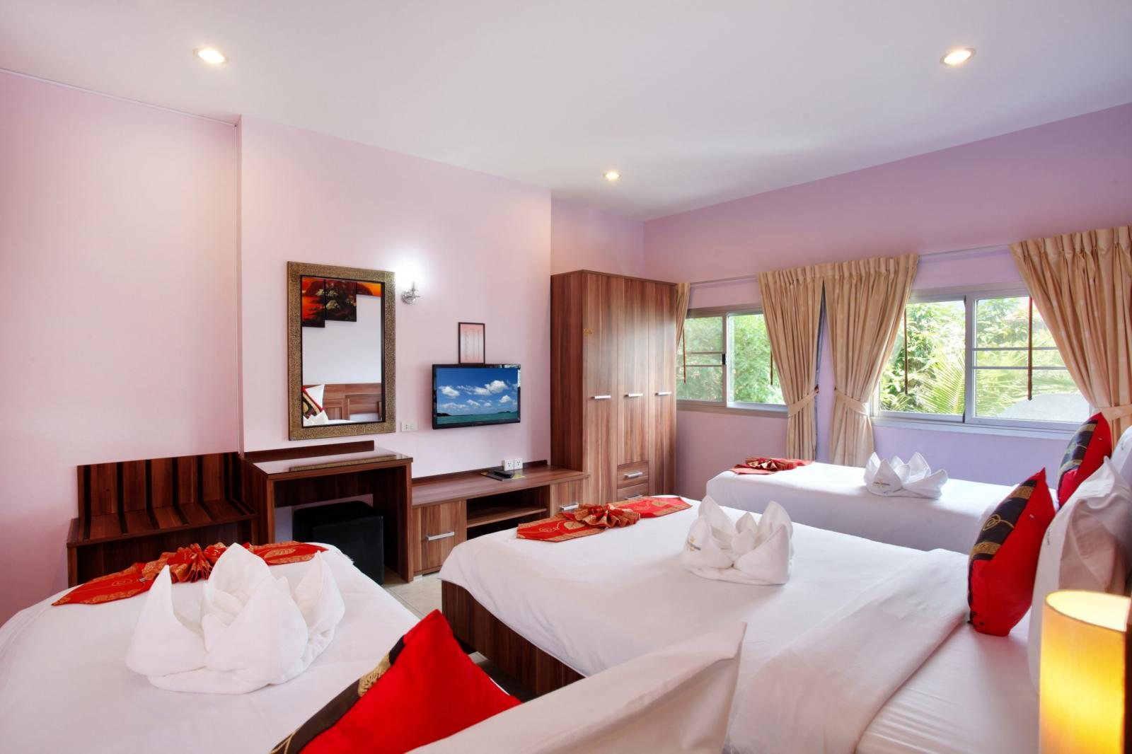 Patong Beach Hotel Contact Number