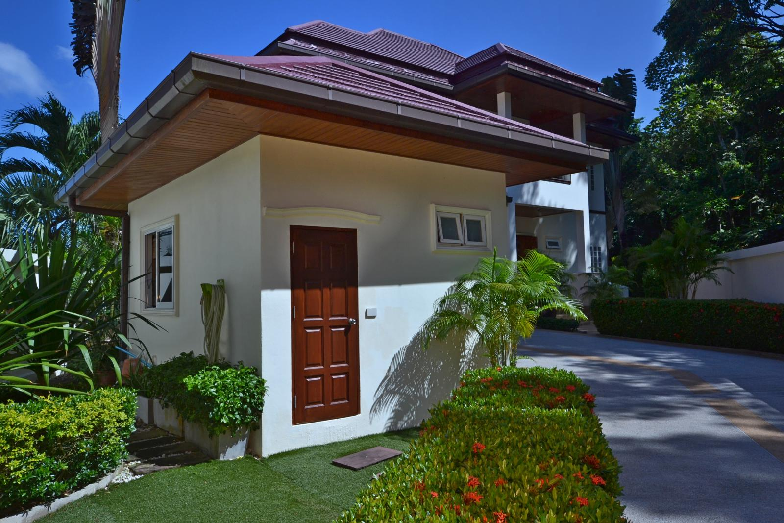 phuket 4 bedroom house for rent in kathu thailand