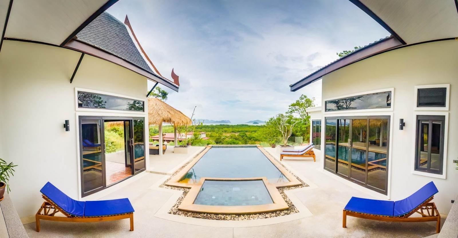 Thailand Property  Luxury Villa Brand New Villa For Sale
