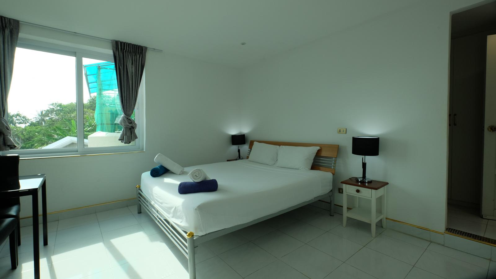 Patong studio apartment for rent in a quiet residence for Patong apartments