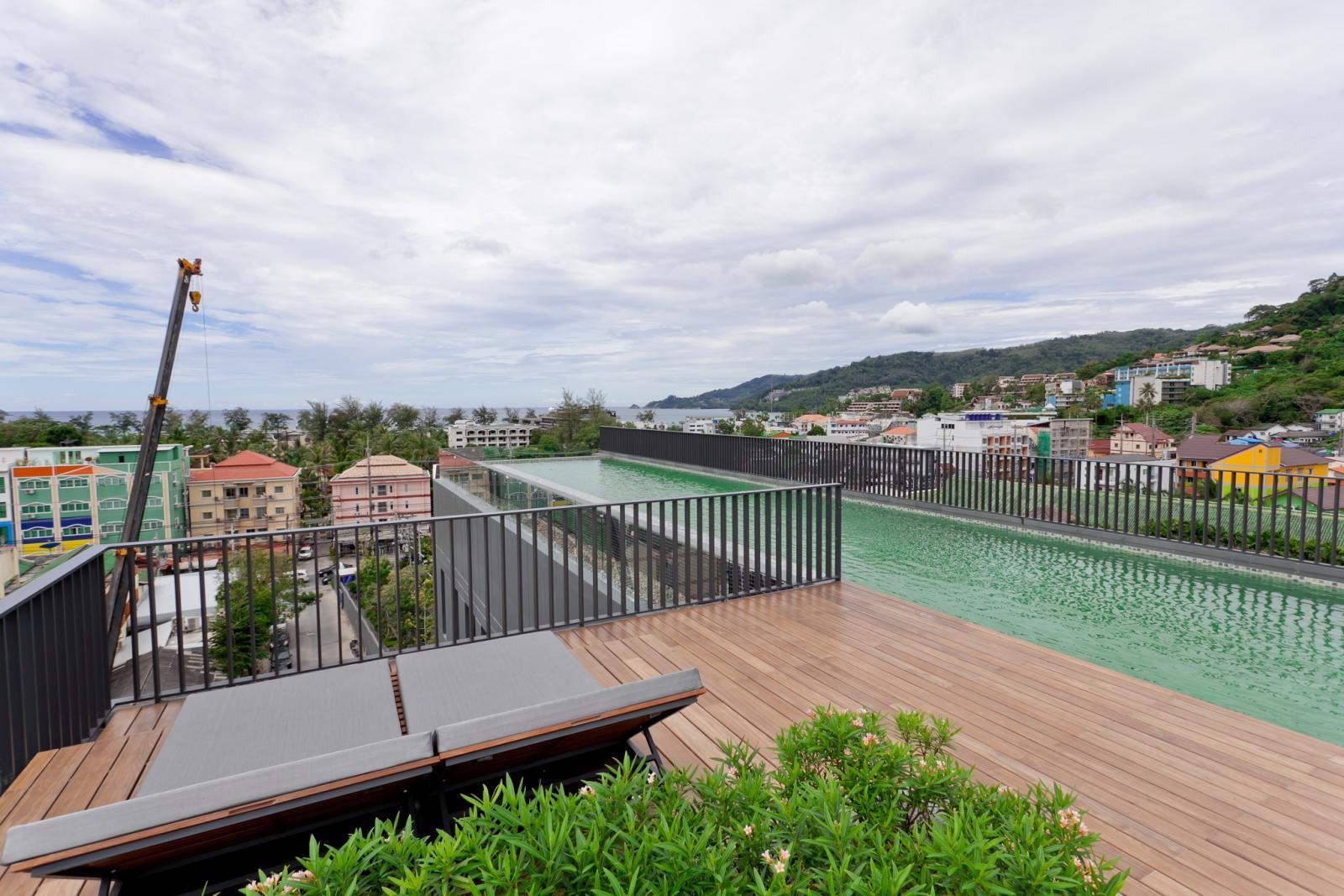 Patong Rent Apartment Long Term