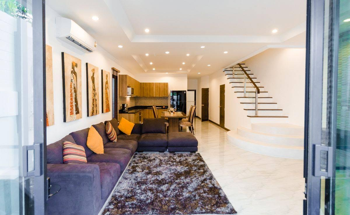 Phuket Rentals  3 Bedroom Villa With Private Pool For Your