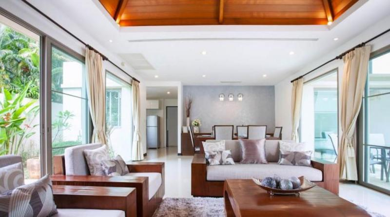 Photo 3 Bedroom Botanica Villa for Sale in Layan Phuket