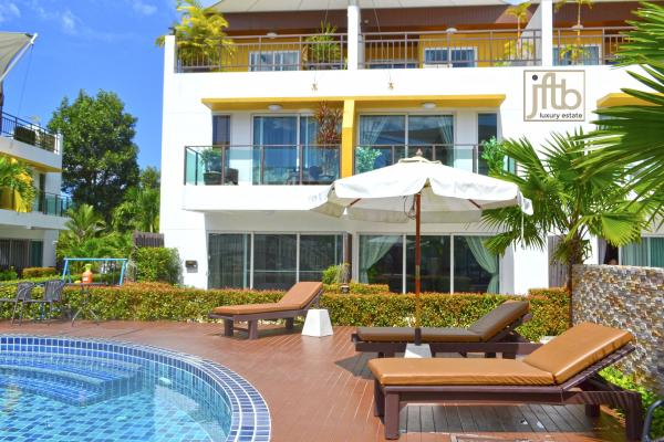 Photo  Pool villa Phuket for rent in Kamala, Phuket