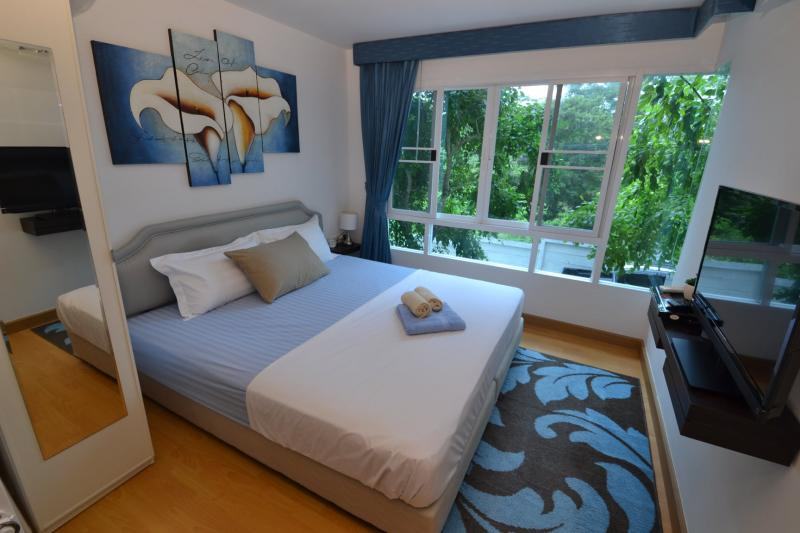 Photo 1 bedroom Apartment for rent or sale at D Condo Plus in Kathu