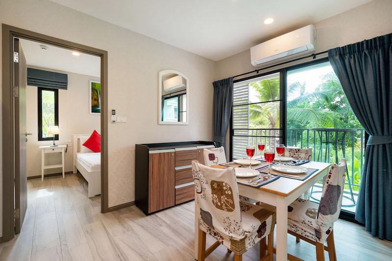 Photo 10 Condos for investors at The Title Residencies Naiyang Beach, Phuket Thailand.