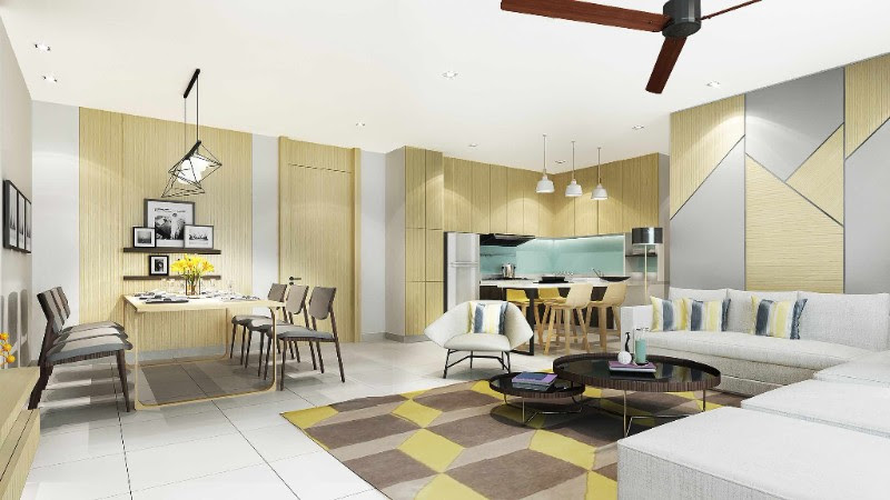Photo 2 bedroom apartment for sale in Cassia Residences (Laguna, Phuket).