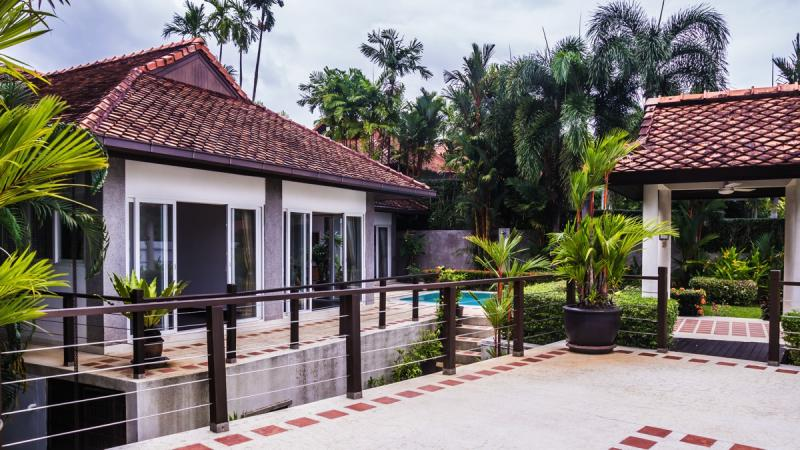 Photo 3 bedroom Sea View villa for sale in Cape Yamu, Phuket, Thailand
