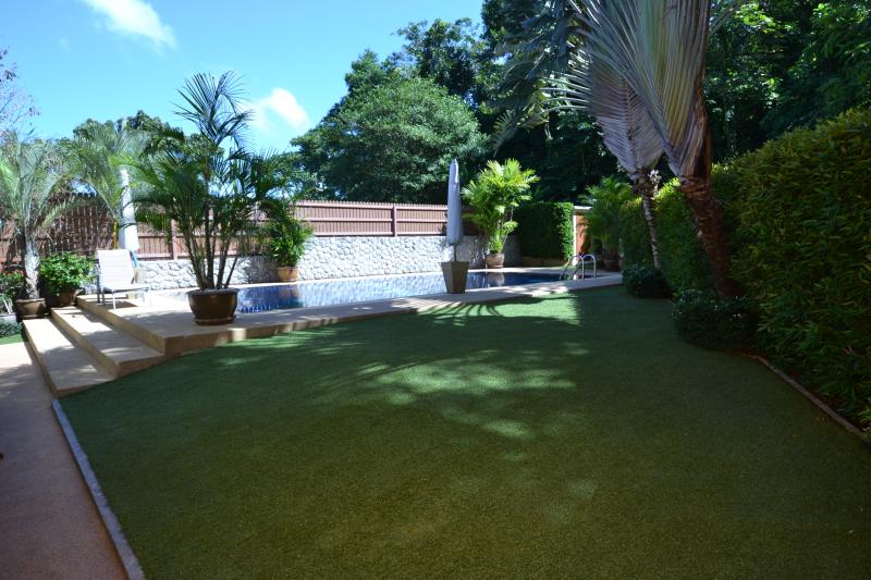 Photo 4 bedroom house for rent or for sale at the Phuket country club of Kathu