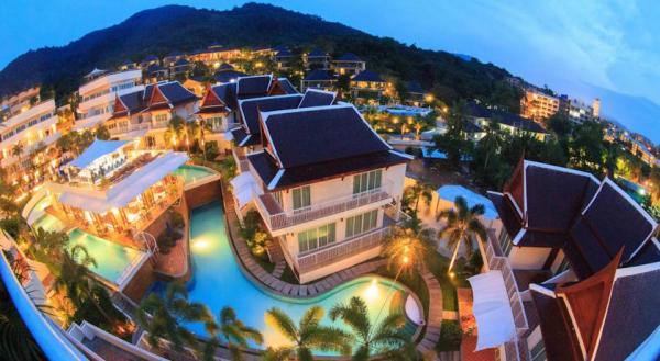 Photo Phuket 4 Stars hotel for sale-Karon Beach - Thailand
