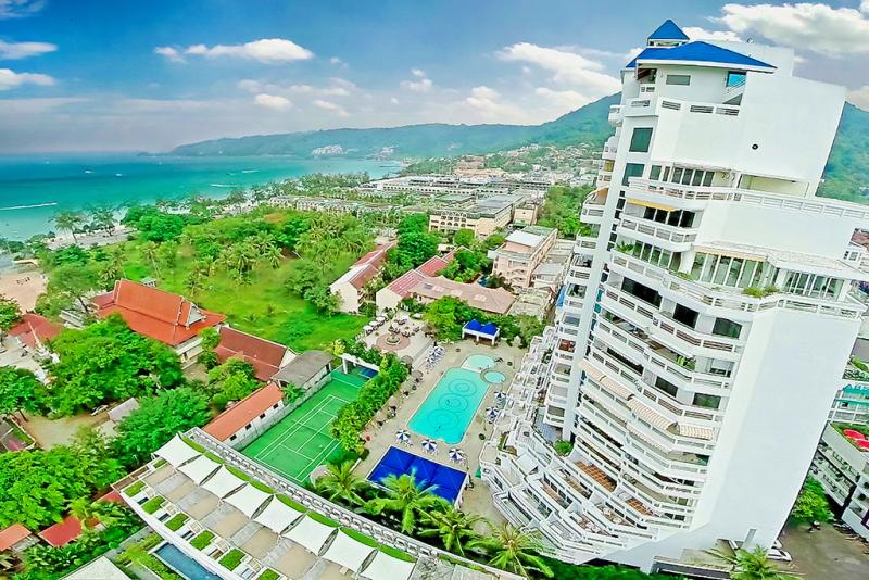 Photo 8 apartments for sale in the Andaman Suite Patong, Phuket