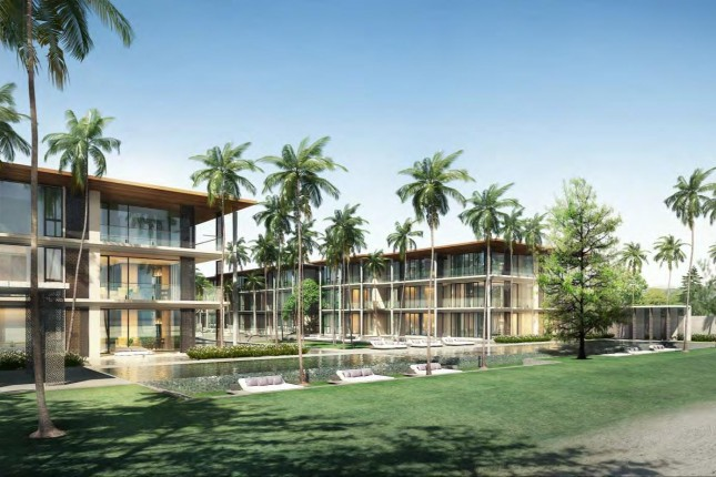 Photo Phuket exclusive Beachfront condos for sale in Mai Khao