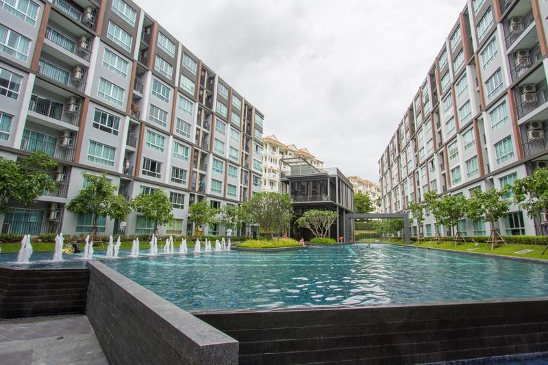 Photo Phuket luxury apartments to sale in Patong with full facilities