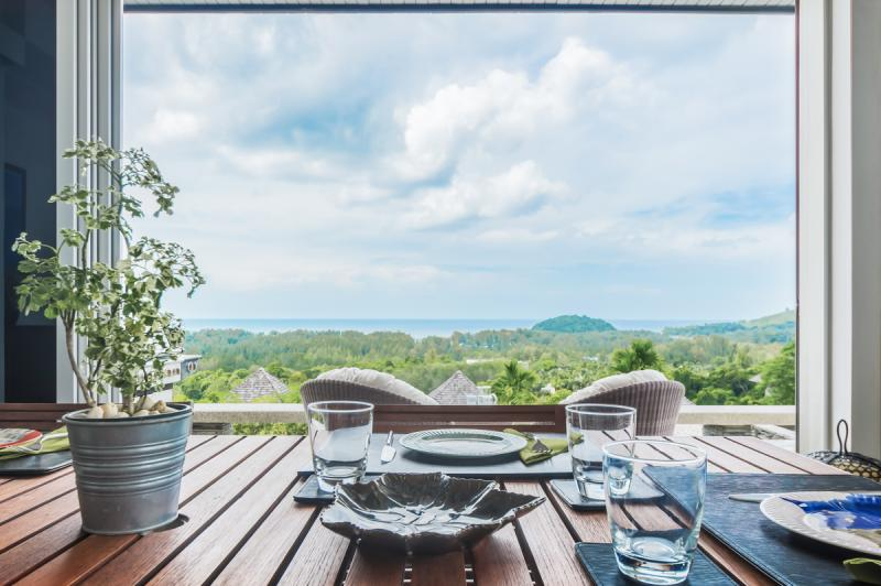 Photo A Perfect luxury Sea View Villa in a perfect location of Phuket