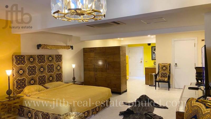 Photo Luxury Phuket condo for rent in Patong Beach