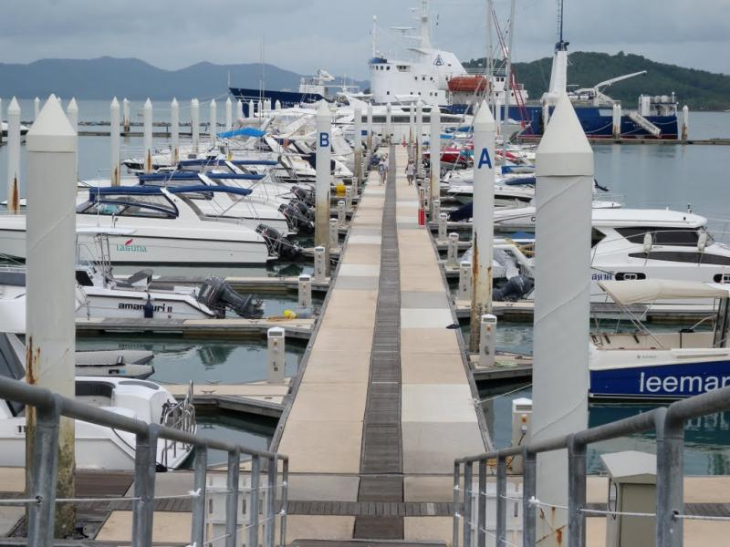 Photo Ao Po Grand Marina, Phuket Thailand