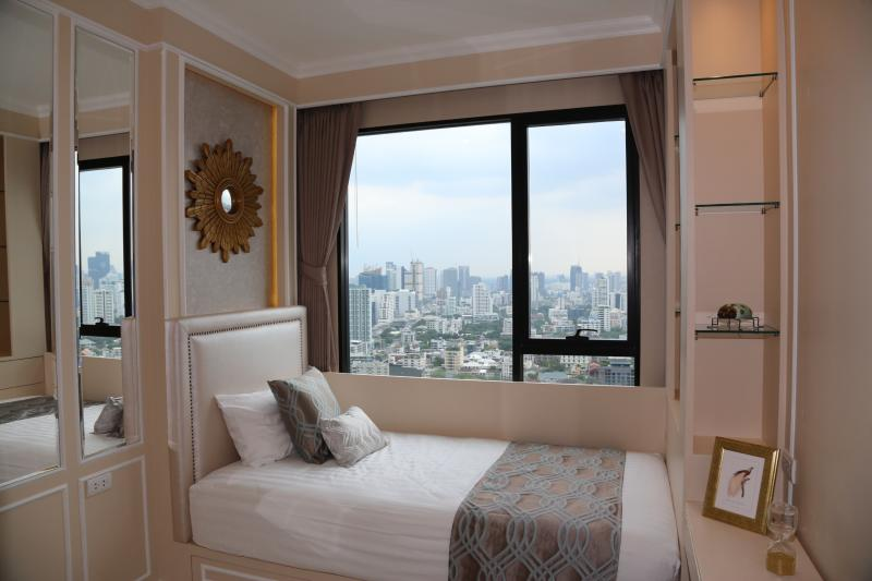 Photo Bangkok Luxury 2 Bedroom Apartment for Rent at The Niche Pride Residence