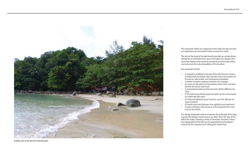 Photo Beachfront land for sale in Kamala, Phuket, Thailand