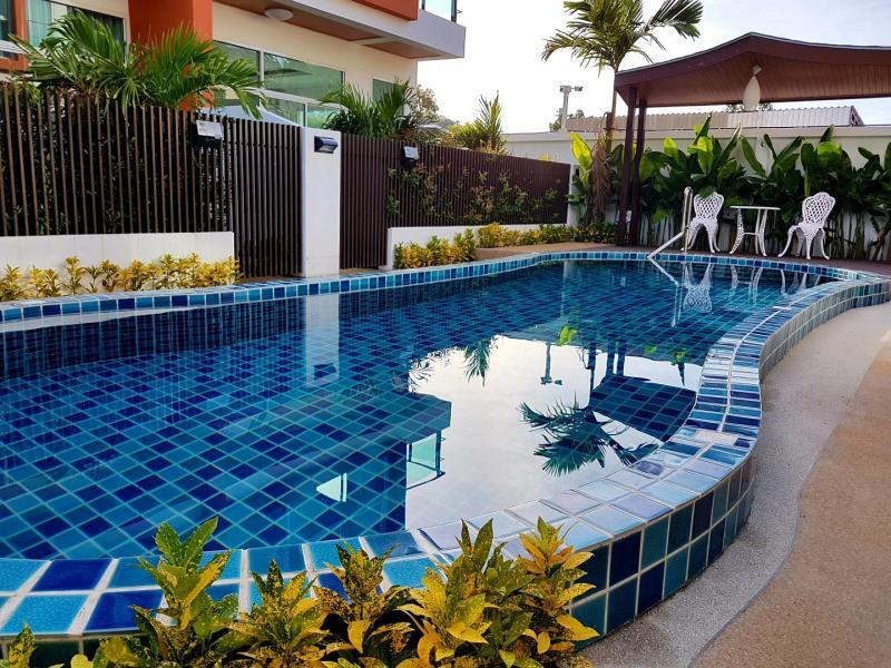 Photo Brand new 3 bedroom pool villa for sale in Kamala, Phuket