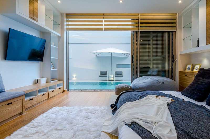 Photo Villa neuve avec piscine de 3 chambres à vendre à Cherngtalay, Phuket, Thaïlande