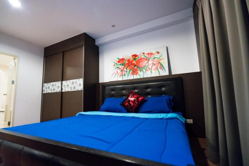 Photo Fully furnished 1 bedroom apartment for rent in a top location of Patong Beach
