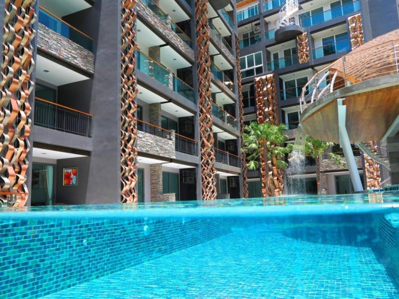 Photo Fully furnished Studio Apartment for rent in Patong
