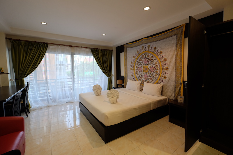 Photo Fully Renovated Guesthouse for Sale in Patong, Phuket, Thailand