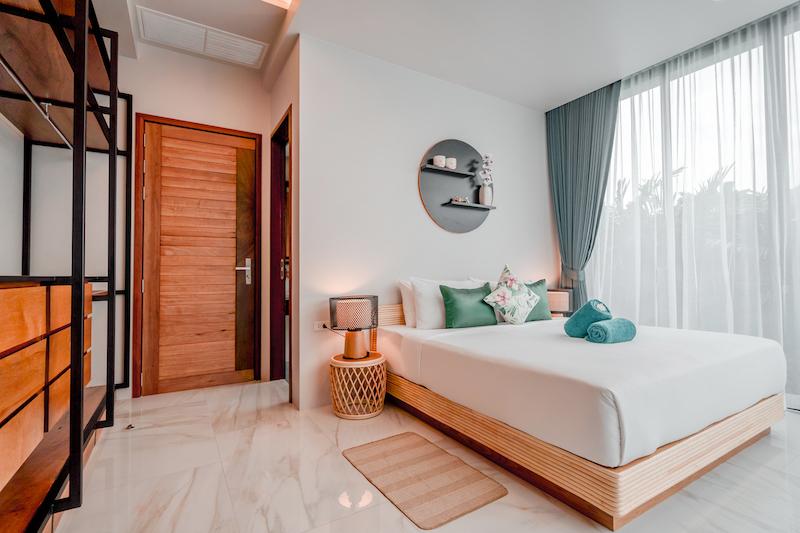 Photo Gallery loft pool villa for sale in Nai Harn, Phuket