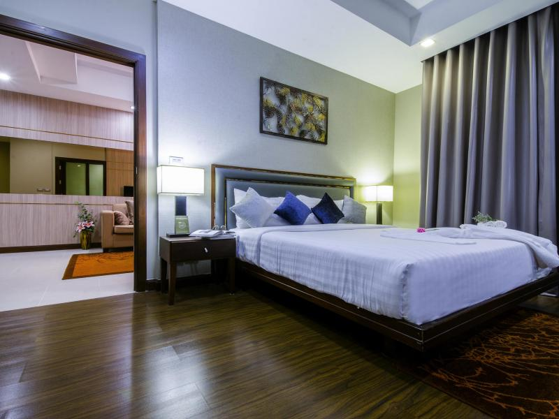 รูปภาพ ให้เช่า Grand Mercure Bangkok Asoke Residence