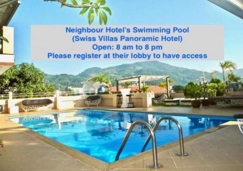 Photo Huge Sea View Apartment for Long Term Rental in Patong Beach