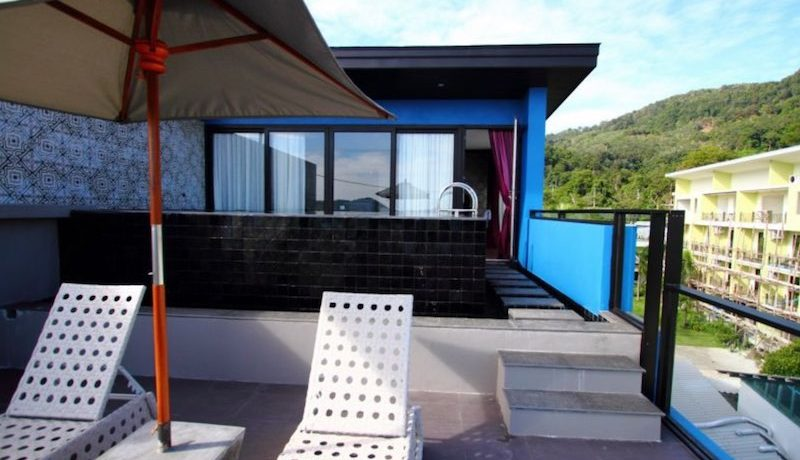 Photo Kalim Sino Portuguese Style Hotel for Sale nearby Patong-Phuket