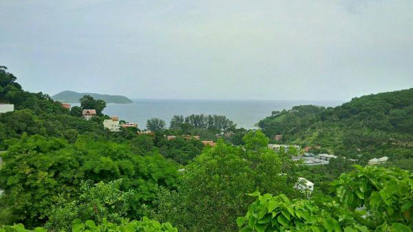 Photo Land for sale Phuket, Kamala with sea view - Thailand