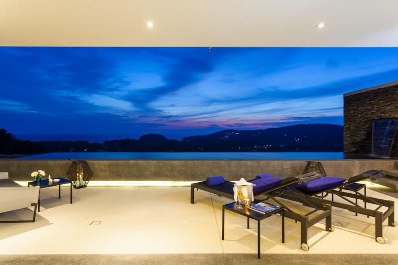 Photo Luxury Sea View Apartments with Private Pool for sale in Layan, Phuket