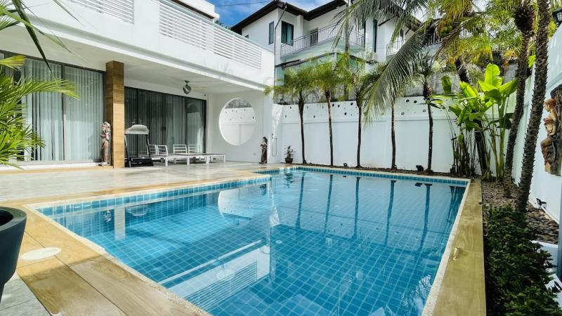 Photo Loch Palm Golf area 4 bedroom pool villa for rent or for sale in Kathu, Phuket