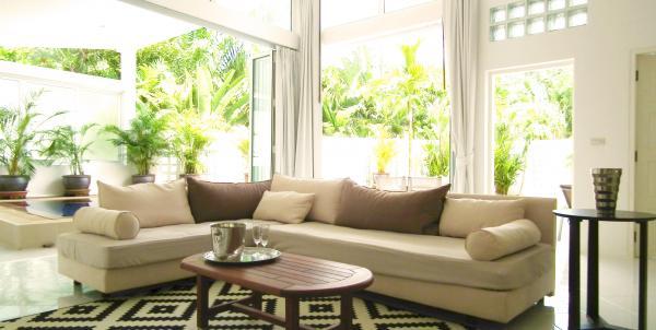 Photo Location villa de luxe de 2 chambres près de Ao Po Marina, Phuket