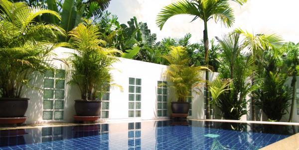 Photo Luxury 2 bedroom pool villa for rent in Phuket, Paklok