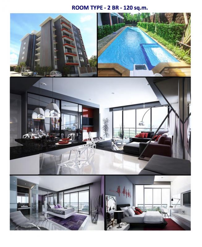 Photo Luxury 1 bedroom condo for rent in Nai Harn, Phuket, Thailand