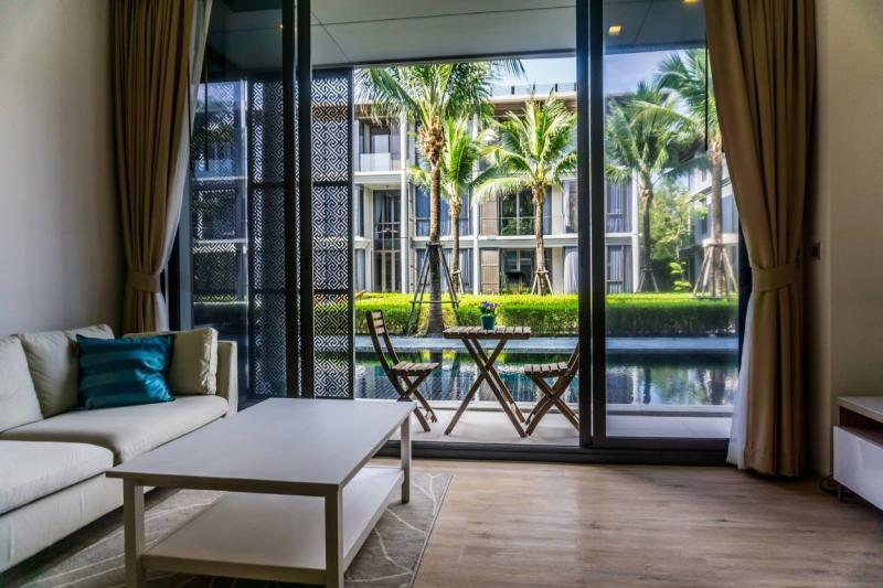 Photo Luxury 2 bedroom Beachfront Apartment for Sale and for Rent in Mai Khao Beach, Phuket