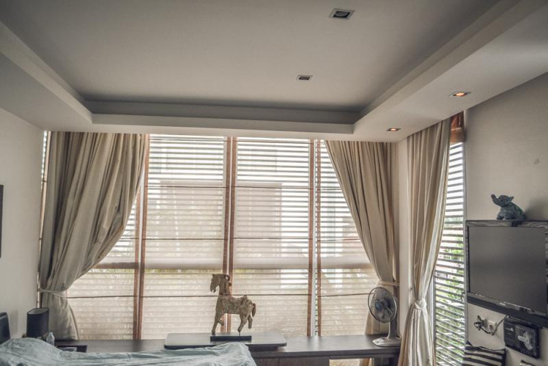 Photo Villa de luxe avec 4 chambres et piscine à louer près de l'école britannique internationale, Phuket