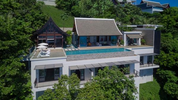 Photo Exclusive Stunning Sea View Villa for sale in Nai Thon, Phuket, Thailand