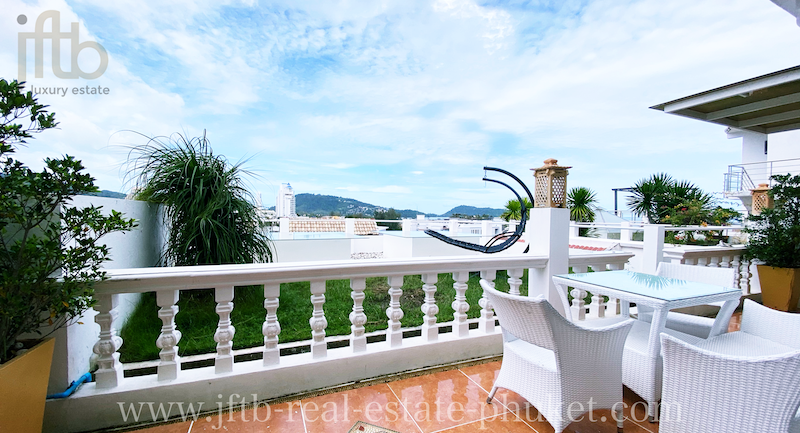 Photo Luxury Phuket apartment for rent in Patong