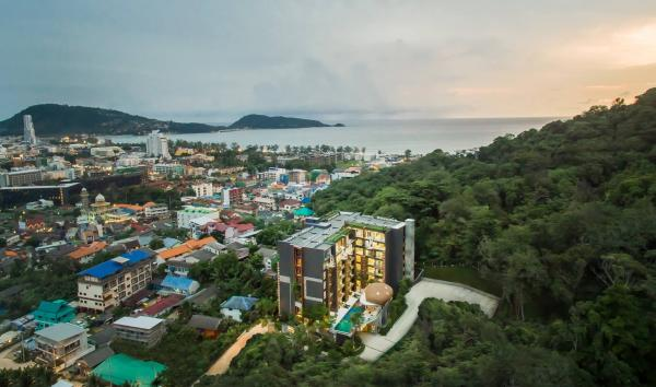 Photo Luxury Patong studio apartment for sale in Phuket with hotel facilities