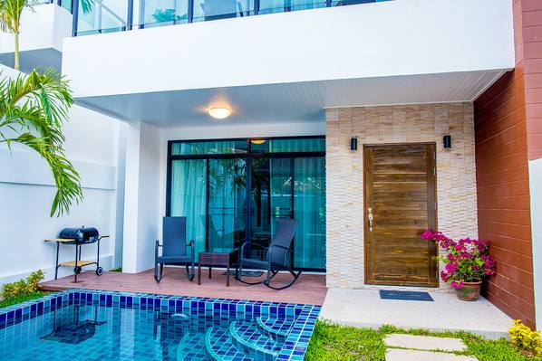 Photo Luxury pool villa for holiday rental in Phuket