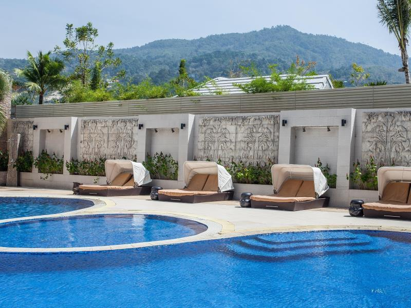 Photo Luxury Sea view 2 bedroom apartment to sale nearby Patong Beach with Hotel Faciliies