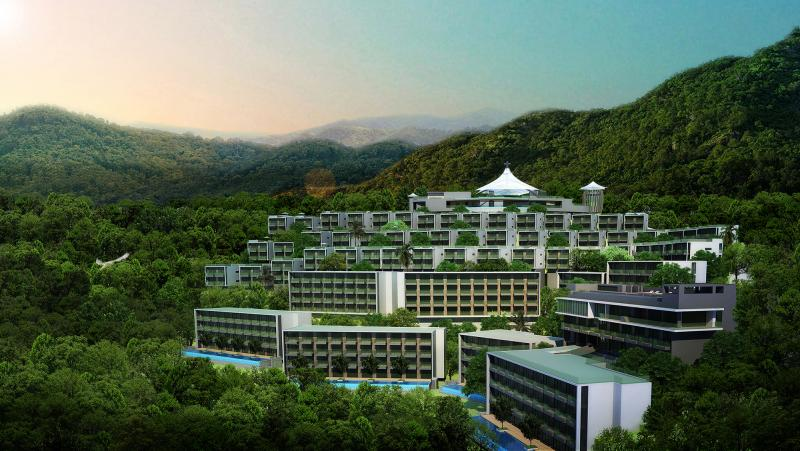 Photo Appartement de luxe avec vue mer à vendre à The Peaks Residence à Kata