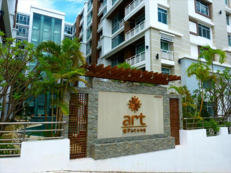 Photo Patong appartement moderne avec 1 chambre et 1 salon  à vendre