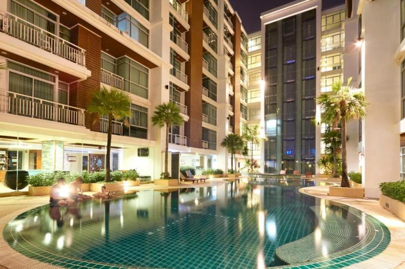 Photo Modern 1 Bedroom Apartment to Sell in Patong, Phuket
