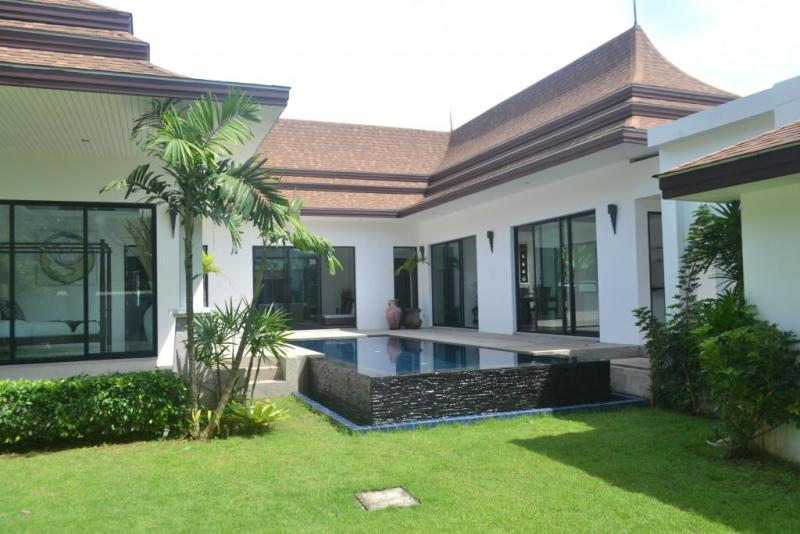 Photo Villa à vendre à Phuket Paklok
