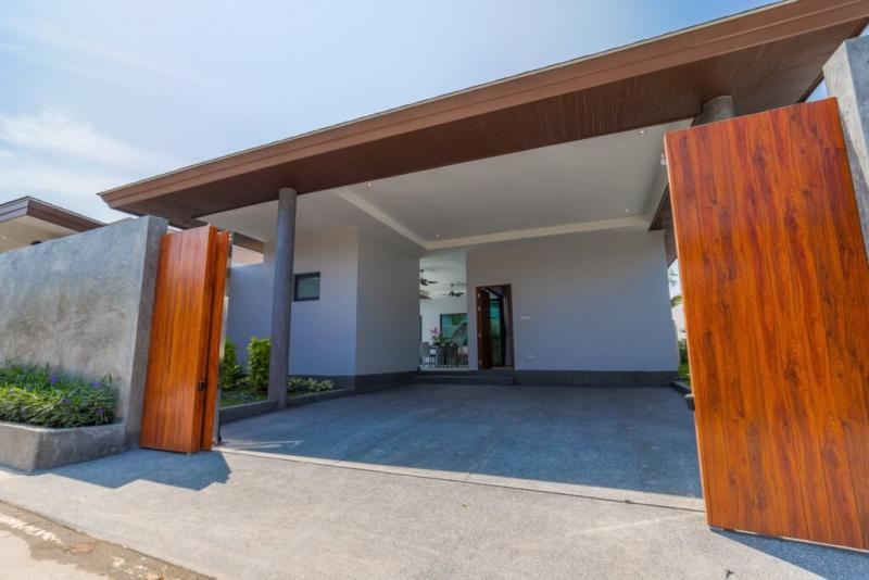 Photo New project of modern 3 bedroom pool villa in Cherngtalay