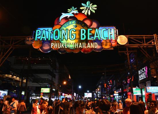 Photo Discothèque à louer dans Bangla Road, Patong, Phuket